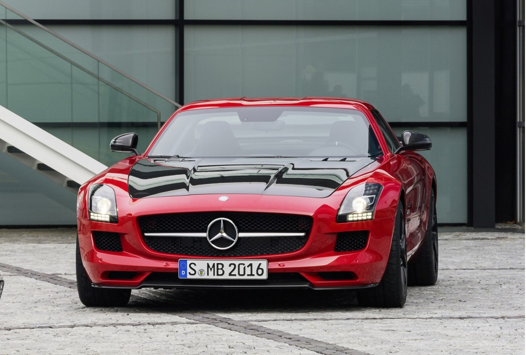 2015 Mercedes-Benz Sls Amg Gt Final Edition #7