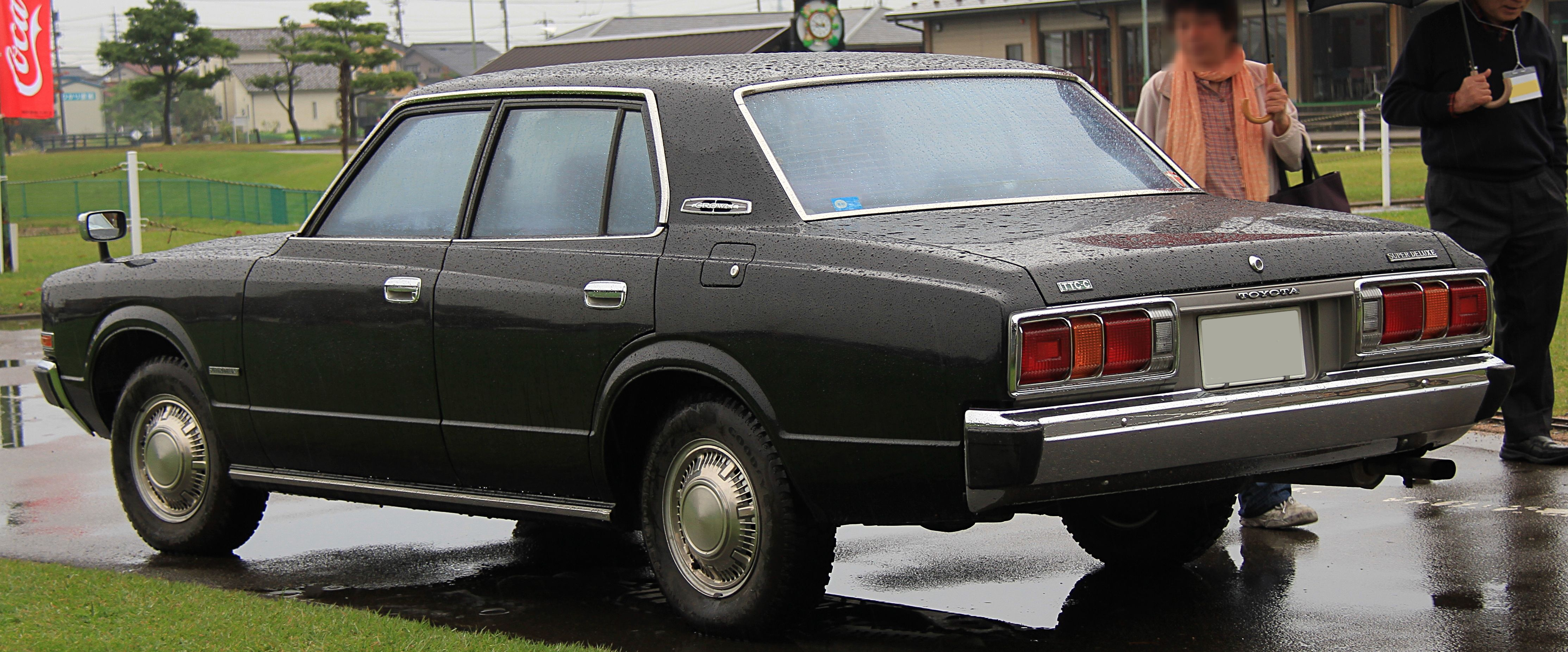 1976 Toyota Crown #3