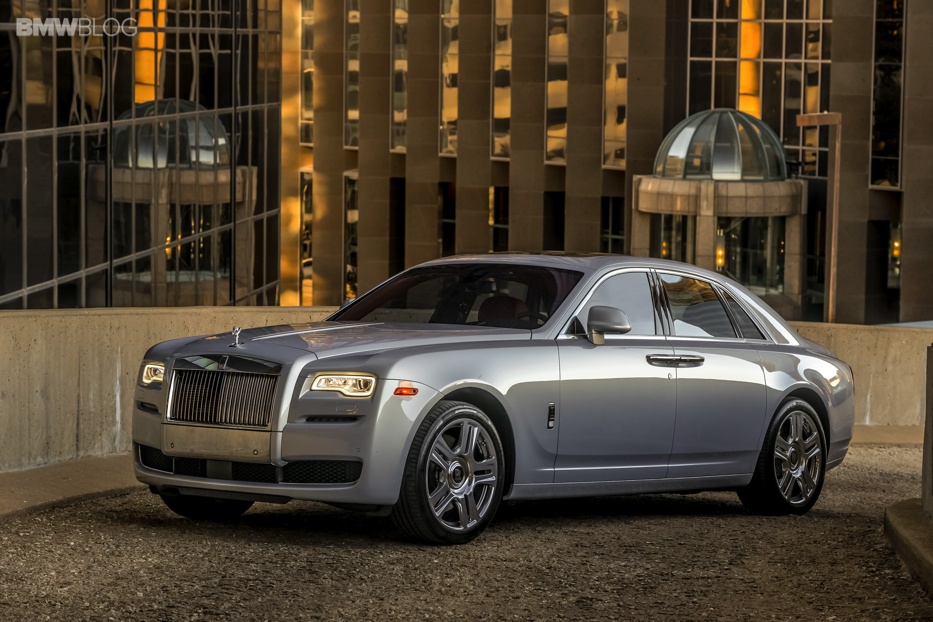 2015 Rolls royce Ghost Series Ii #10