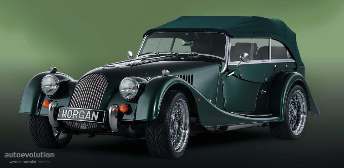 2006 Morgan 4 Seater #2