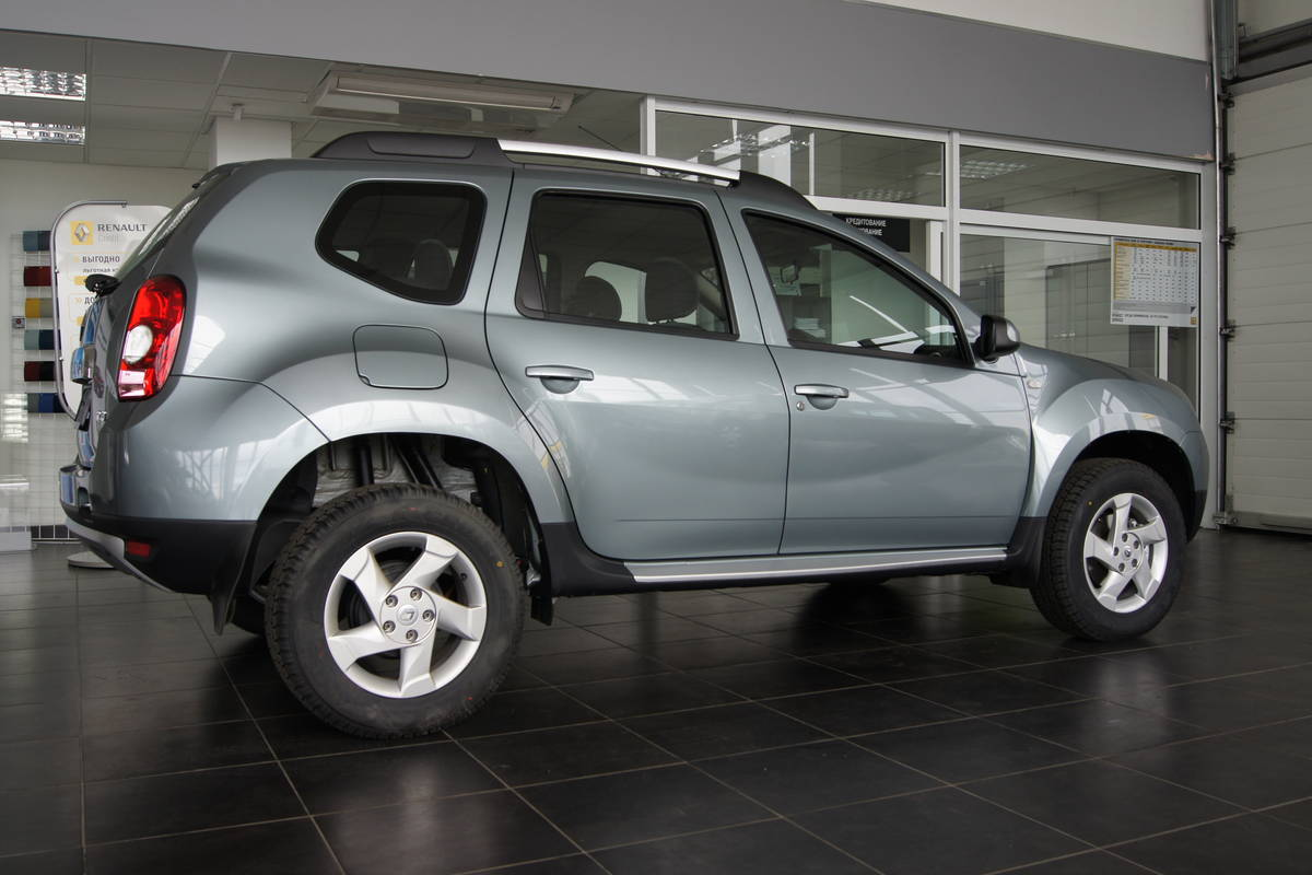 2012 Renault Duster #3