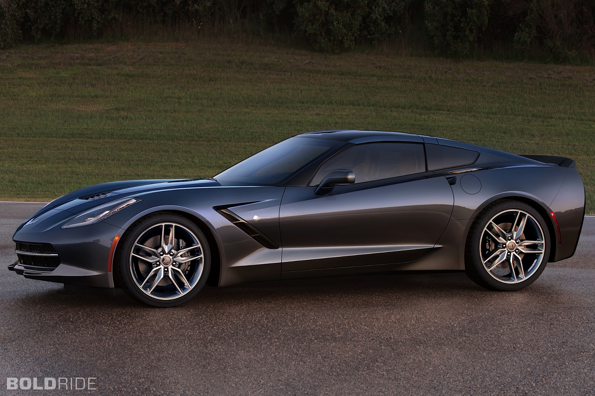 Chevrolet Corvette Stingray #7