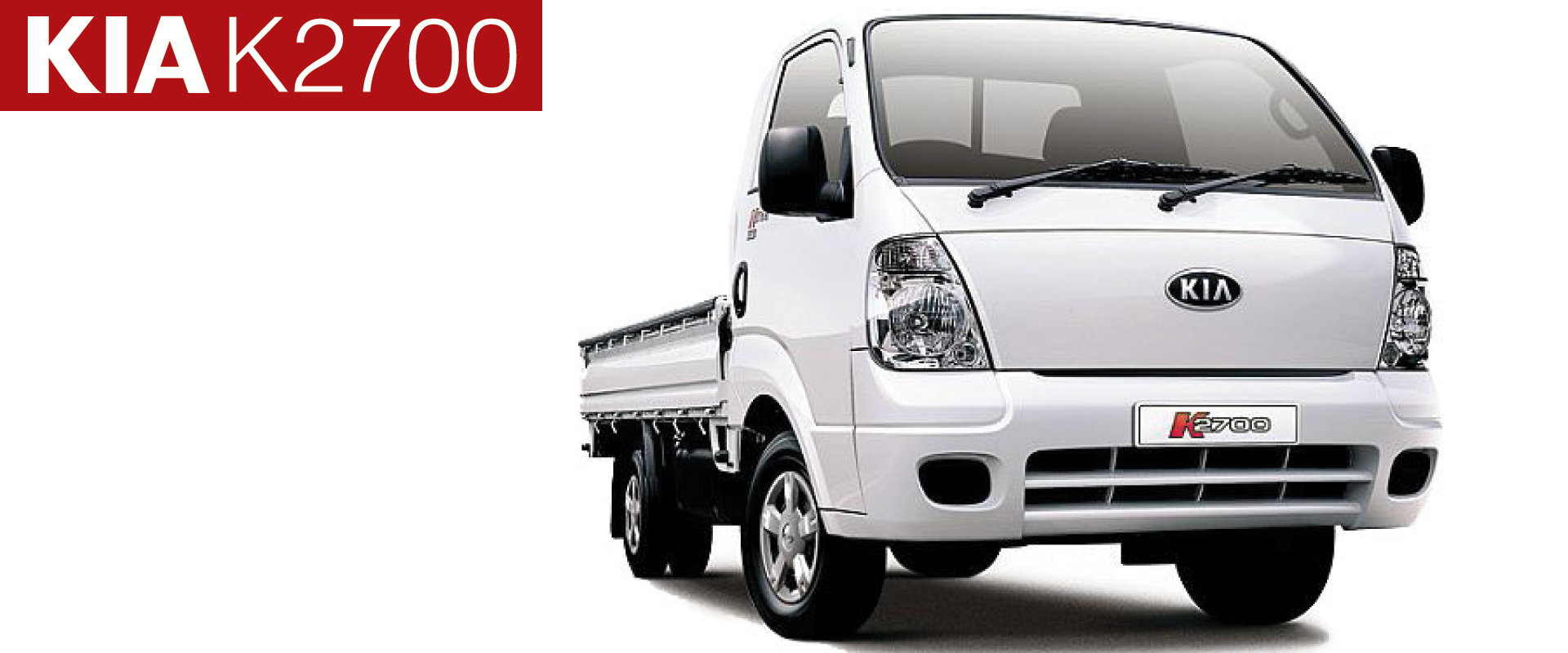 Kia K2700 Photos  Informations  Articles
