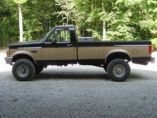 1992 Ford F-350 #7