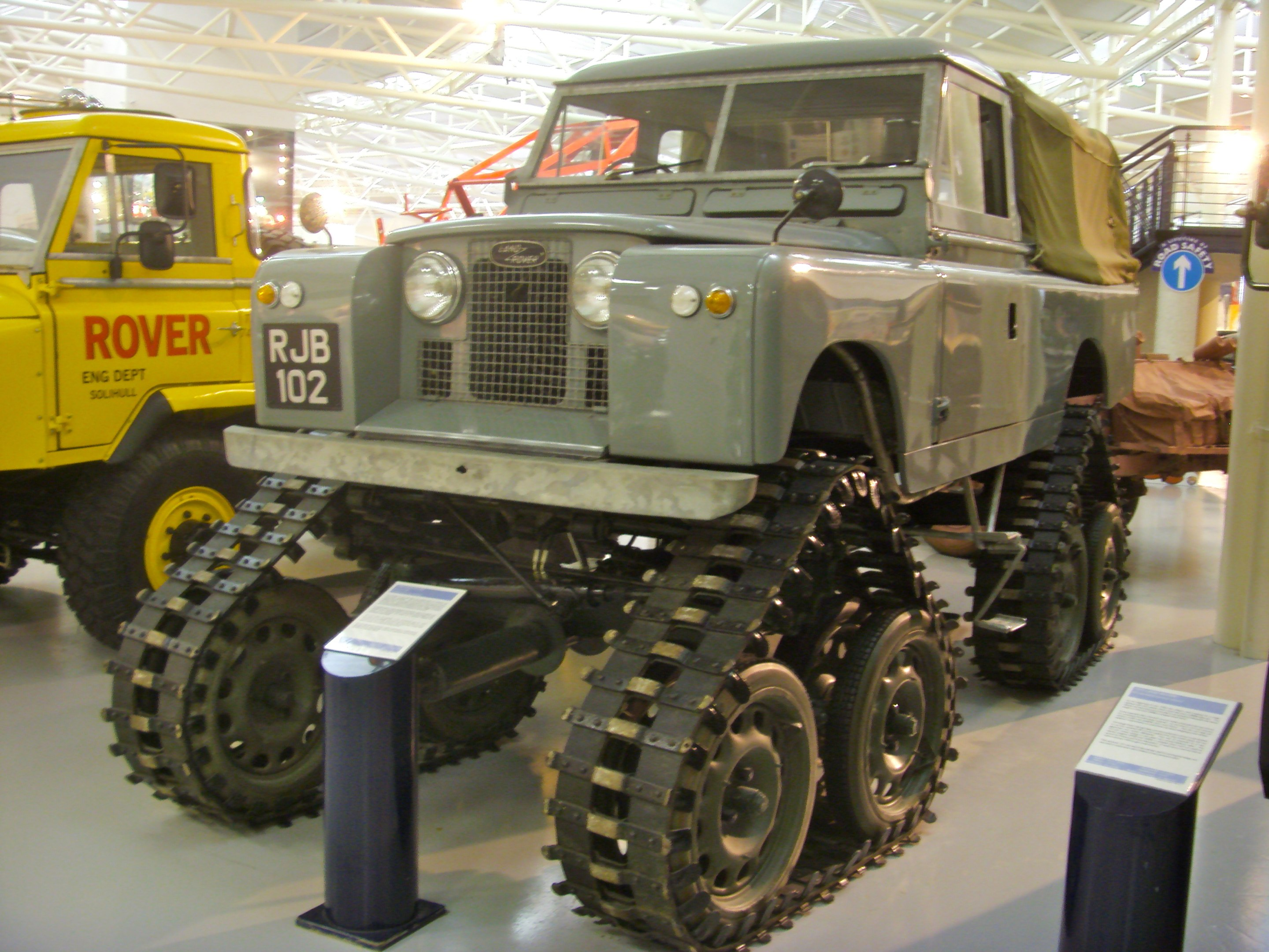 Land Rover Serie III #3