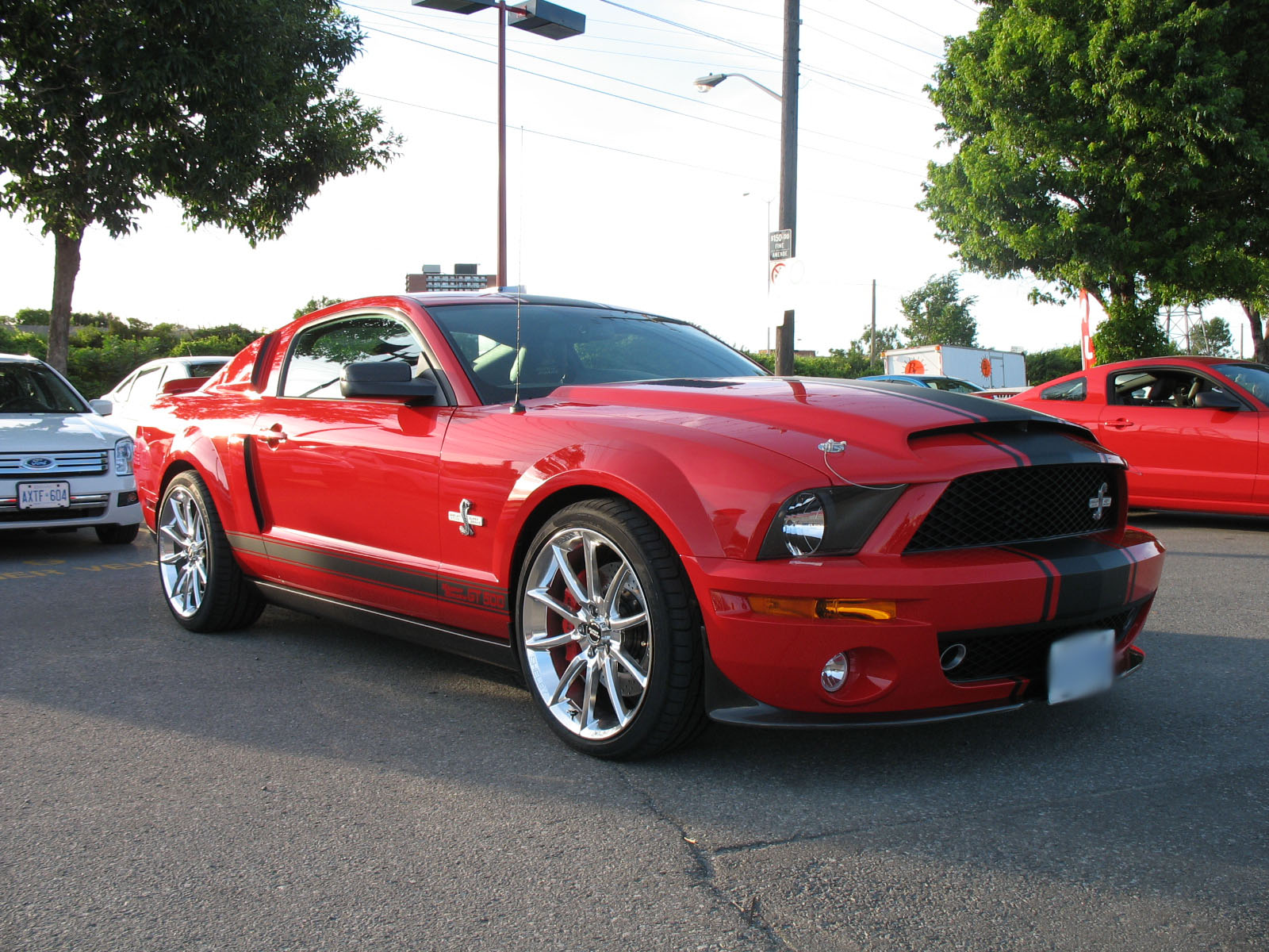 2009 Ford Shelby Gt500 #9