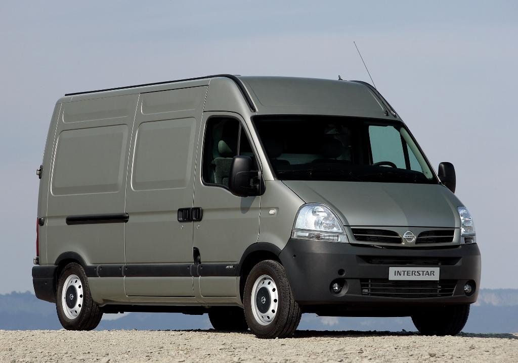 Nissan Interstar #5