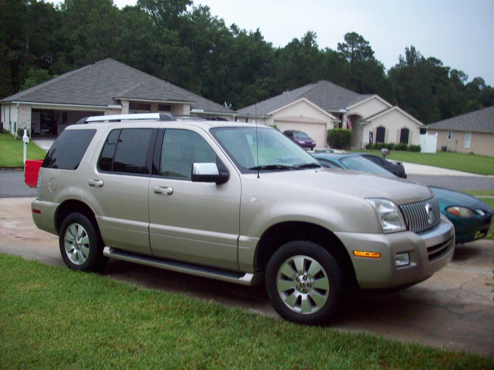 2006 Mercury Mountaineer #2