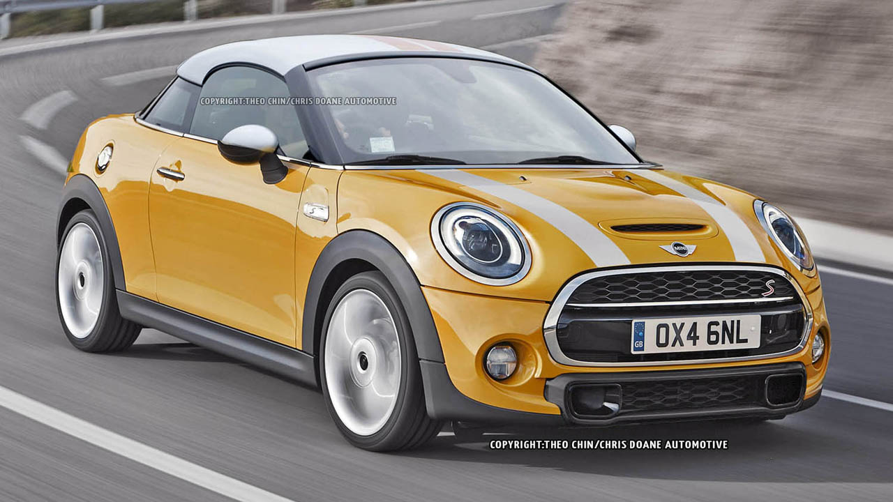 2015 mini cooper coupe photos informations articles. Black Bedroom Furniture Sets. Home Design Ideas
