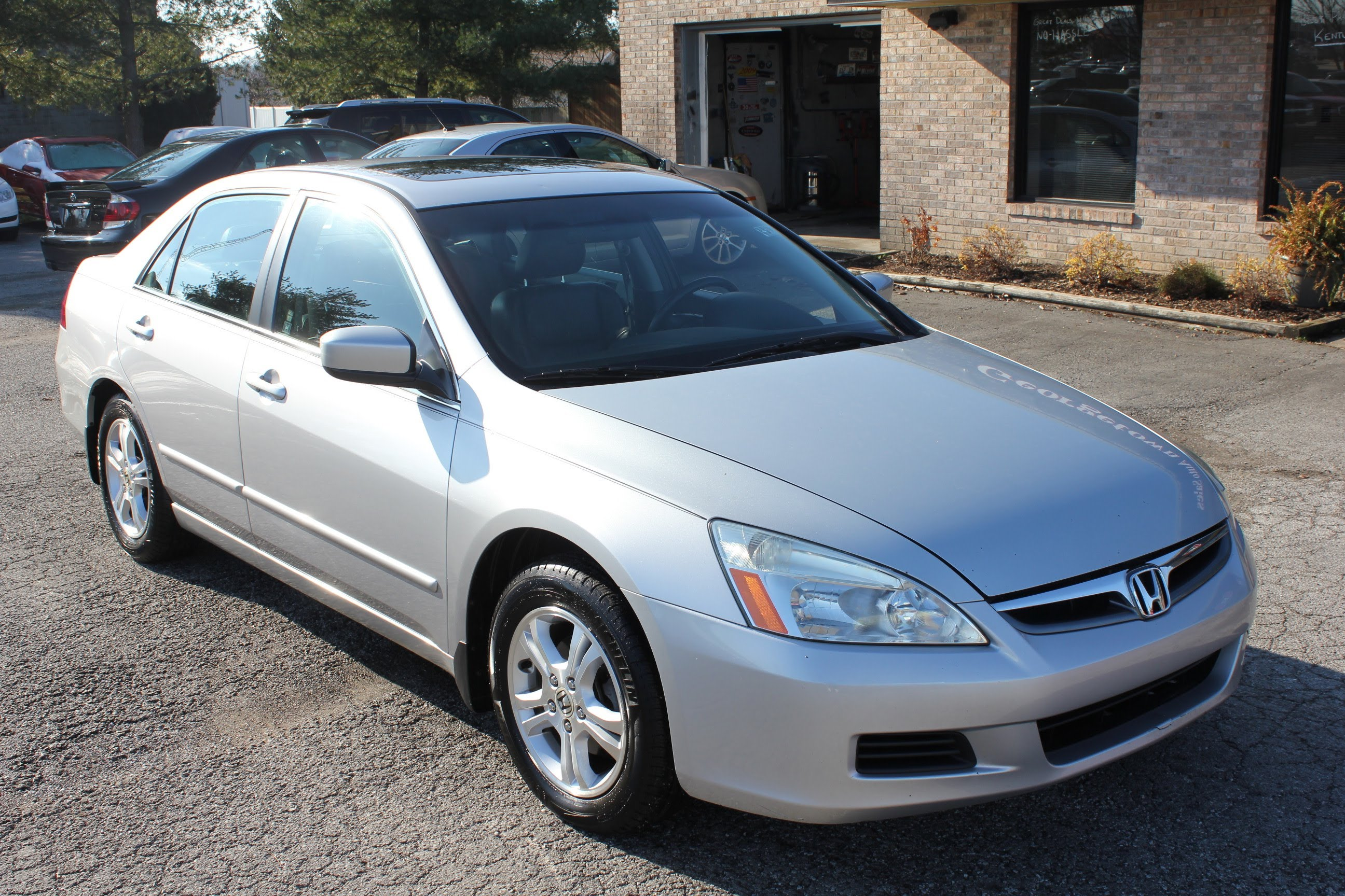 2006 Honda Accord #2