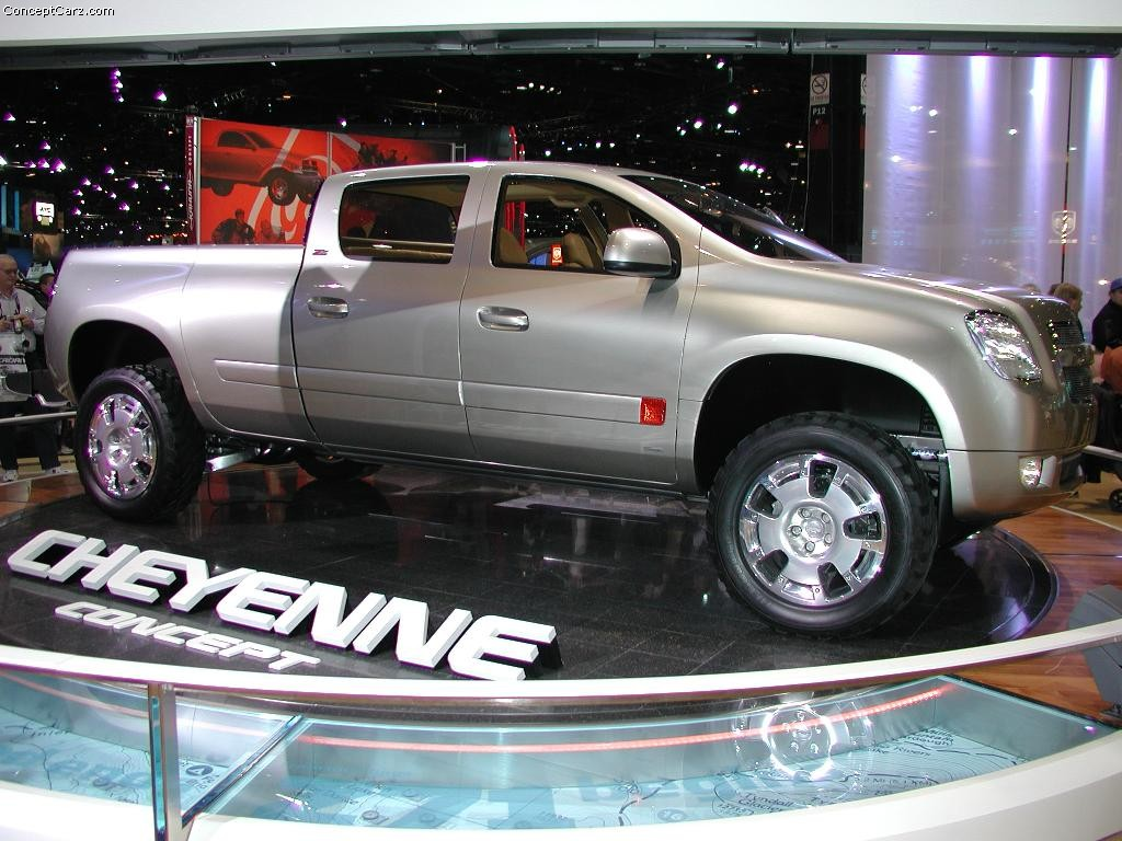 chevrolet cheyenne photos informations articles bestcarmag com