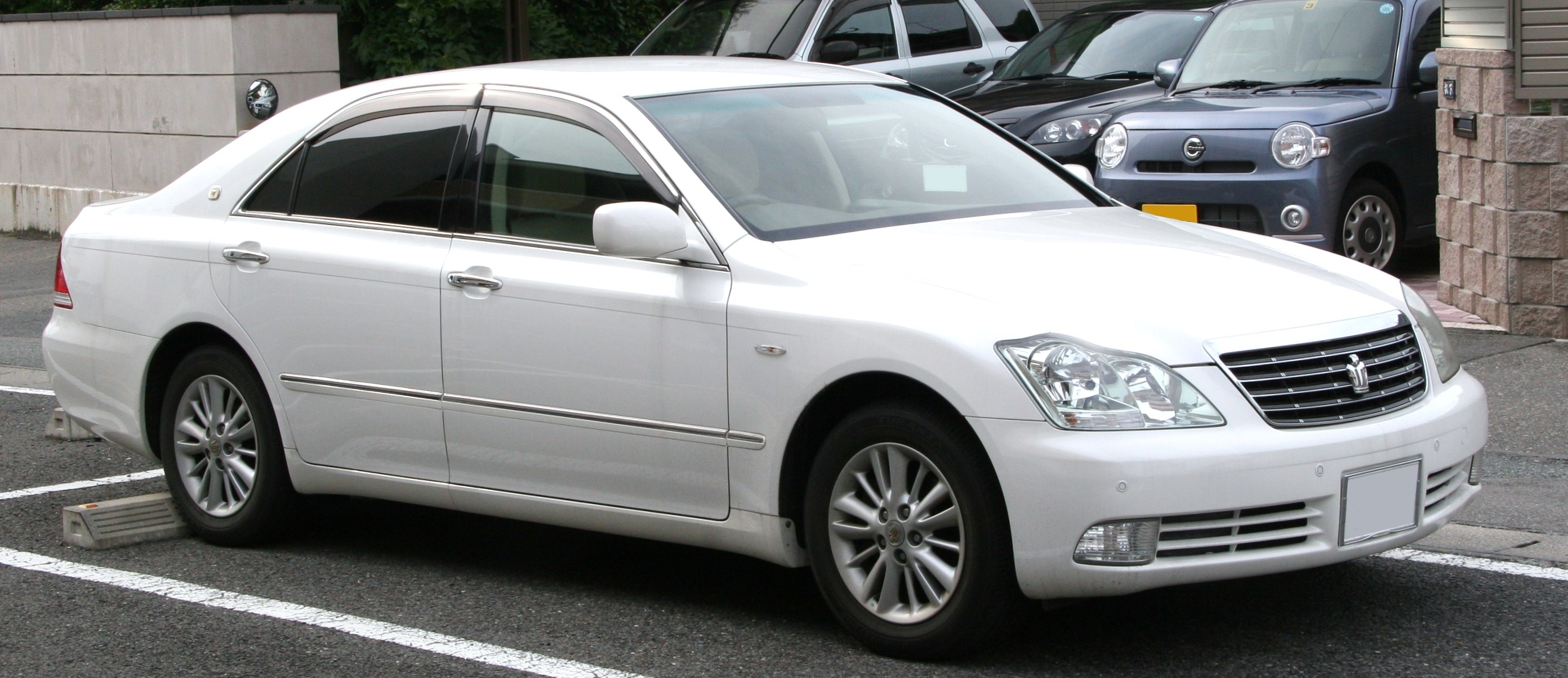 2003 Toyota Crown #11