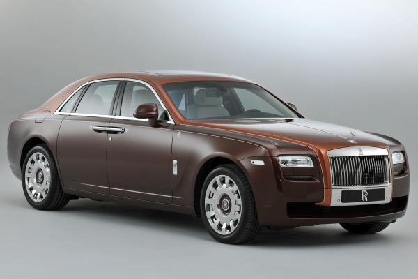 2013 Rolls royce Ghost #2