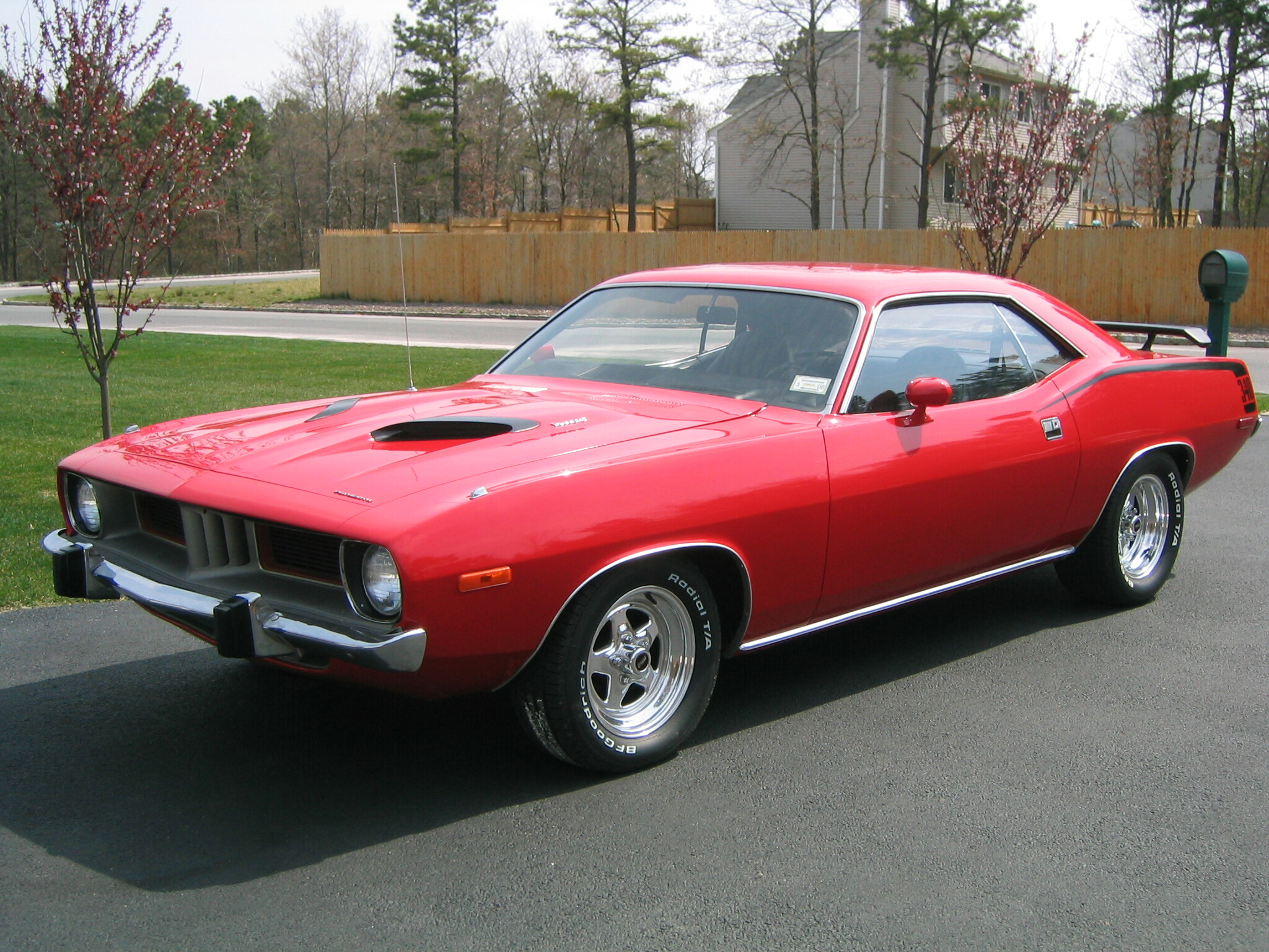 1973 Plymouth Barracuda Photos Informations Articles 1978 Volare Wiring Diagram Free Picture 4