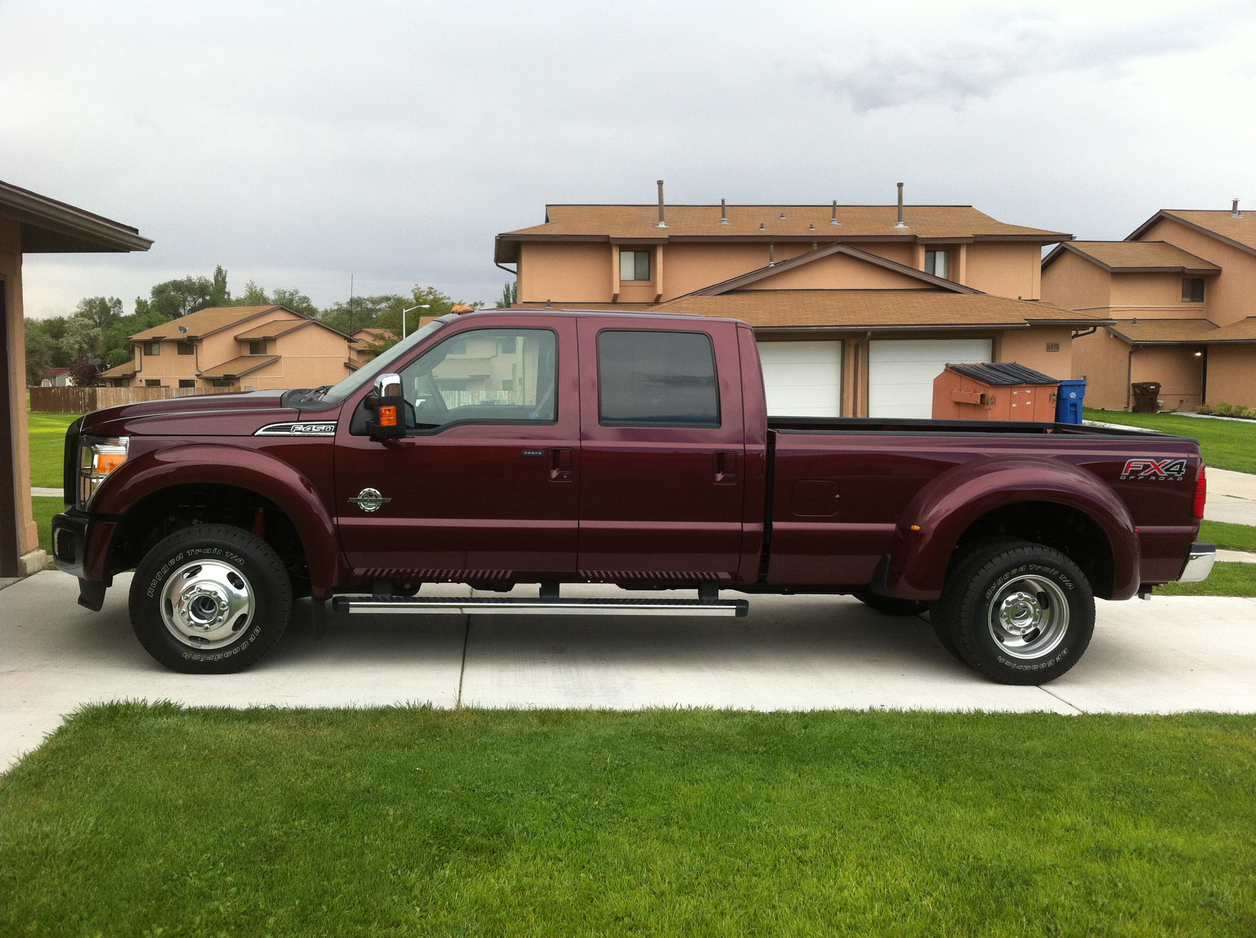 2012 Ford F-450 #9