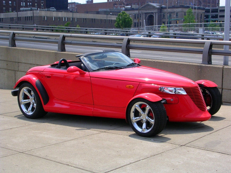 1999 Dodge Prowler #2