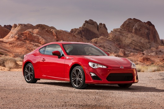 2014 Scion Fr-s Convertible #16