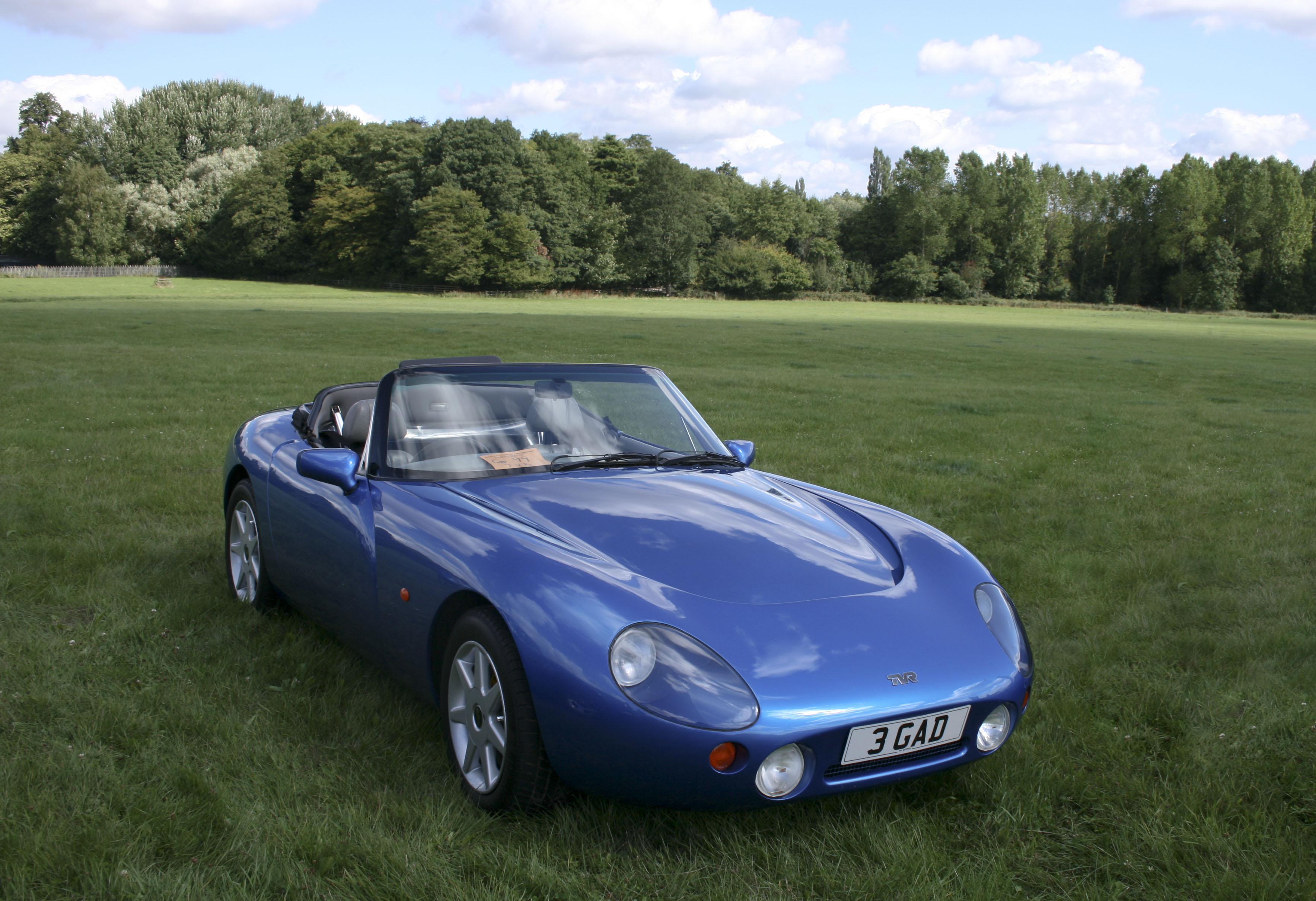 1992 TVR Griffith #12