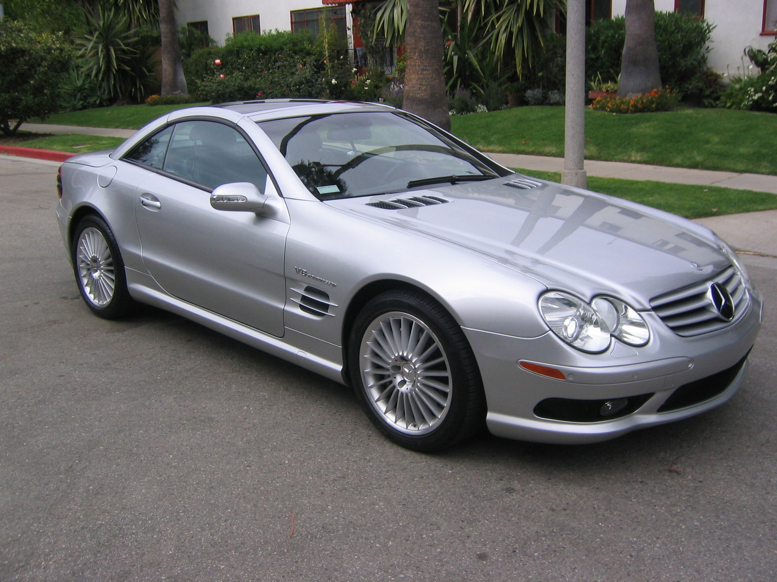 2003 Mercedes Benz SL #1