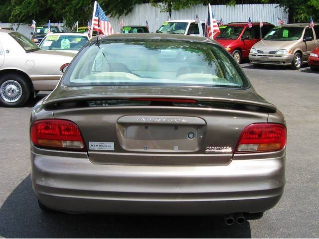 2001 Oldsmobile Intrigue #11