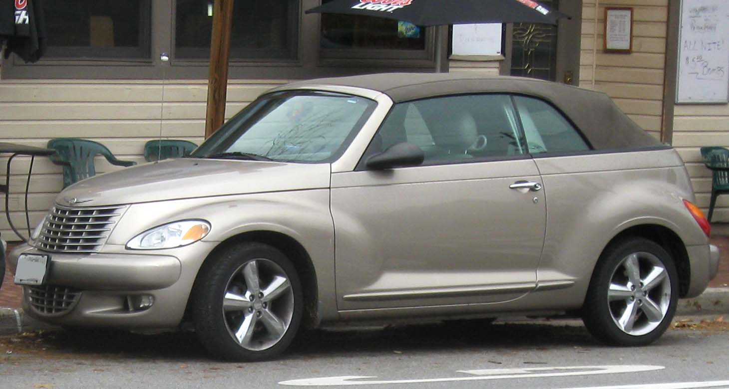 2006 Chrysler Pt Cruiser 5