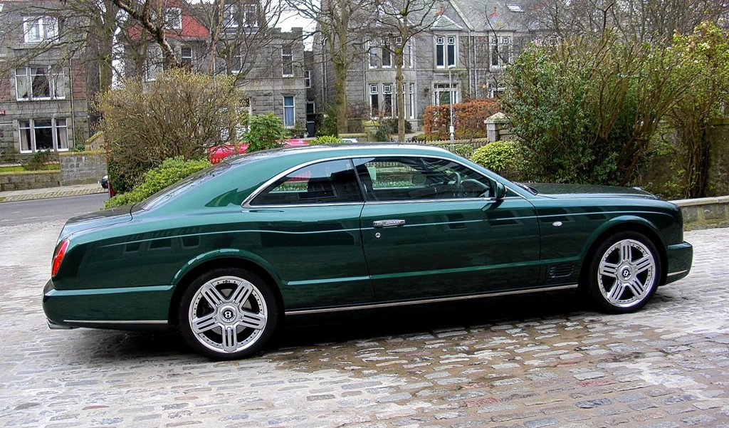 Bentley Brooklands #9