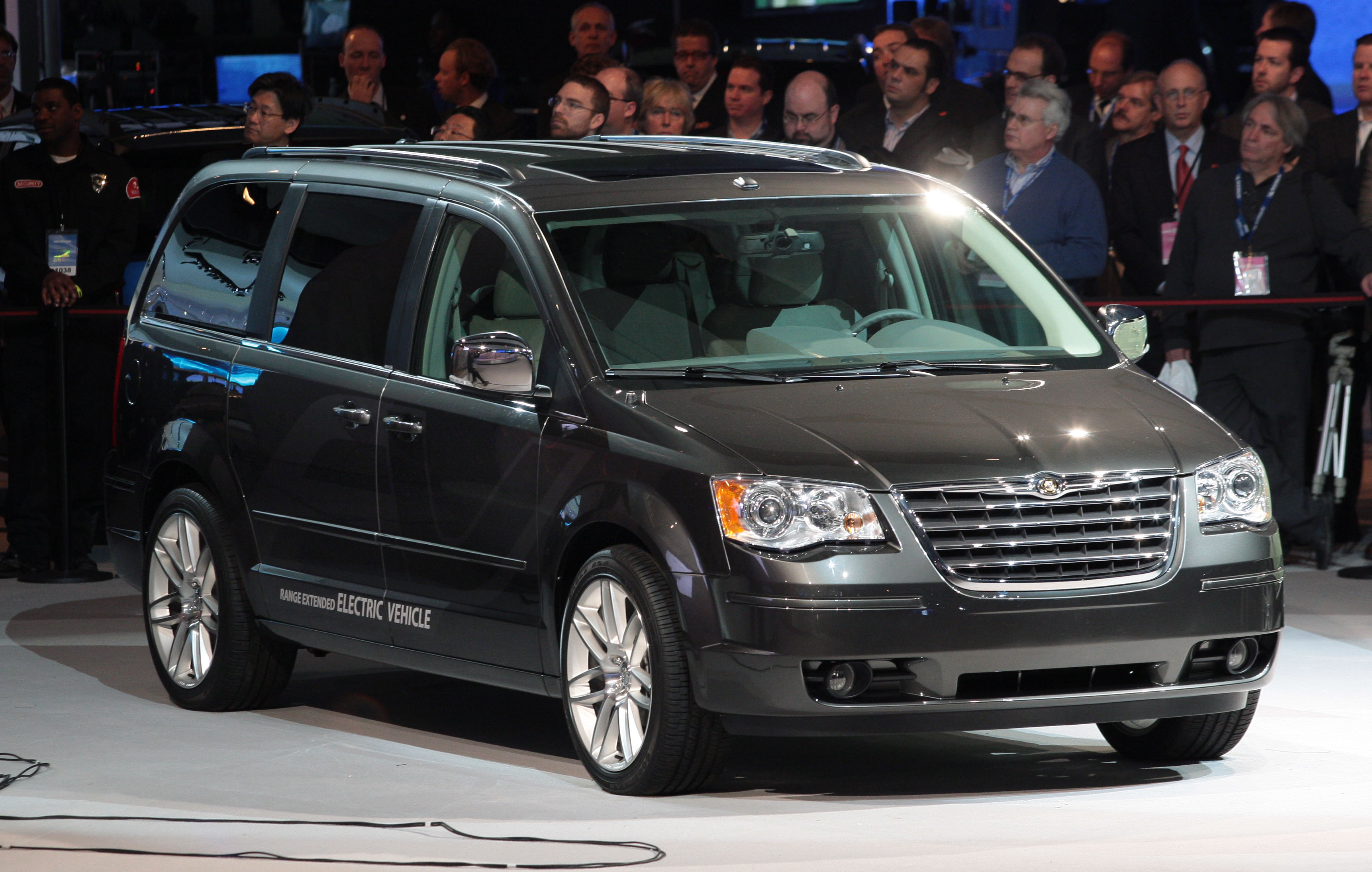 Chrysler Town And Country #10