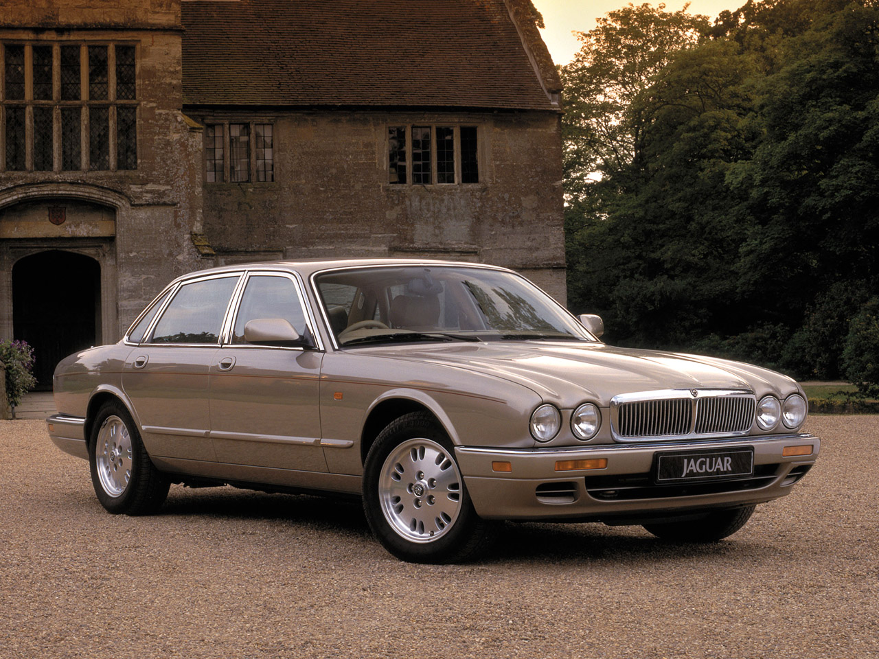 1994 Jaguar Xj-series #13
