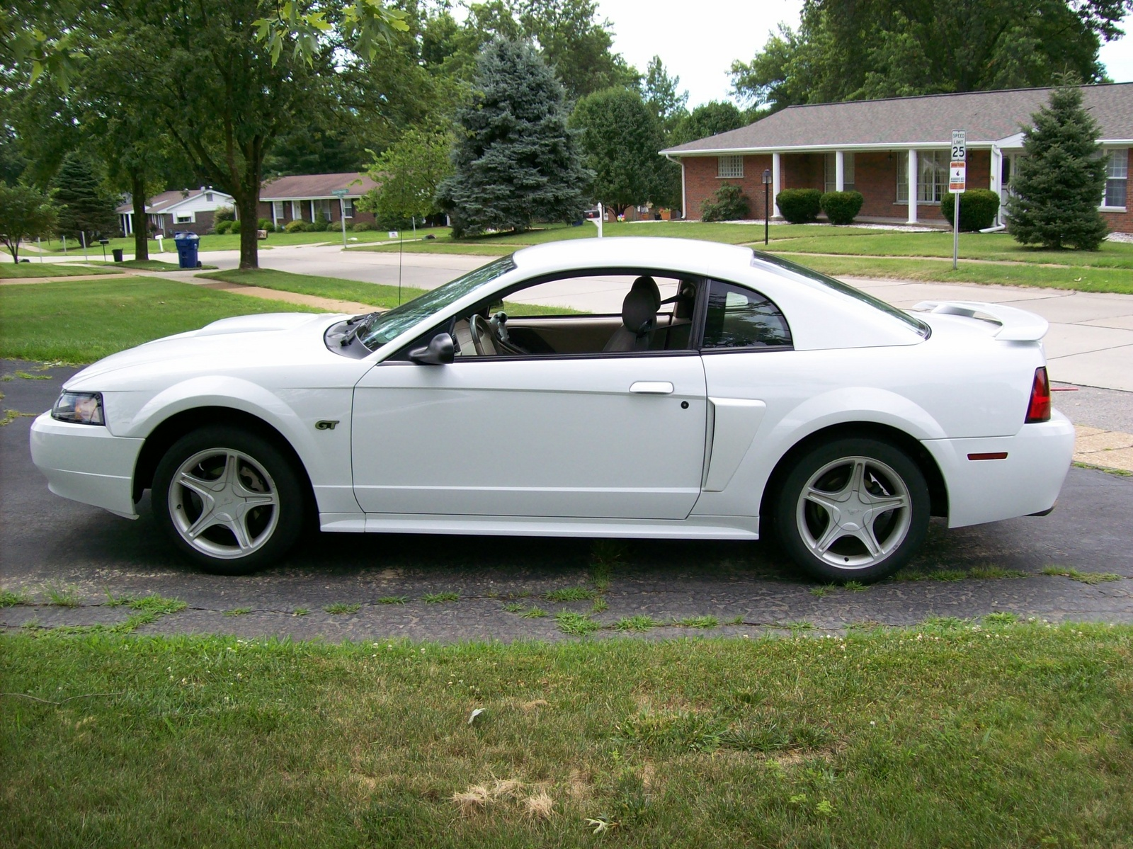 2003 Ford Mustang #14