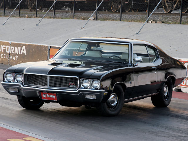 1970 Buick GS #12