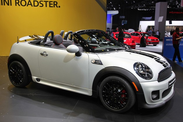 2013 Mini Cooper Coupe #9