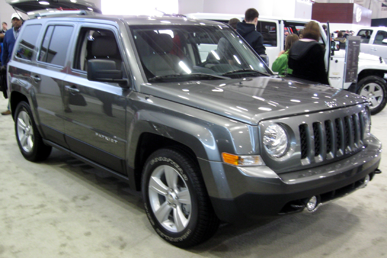 Jeep Patriot #11