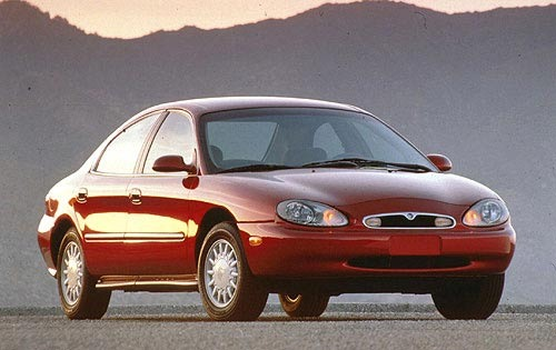 1998 Mercury Sable #1