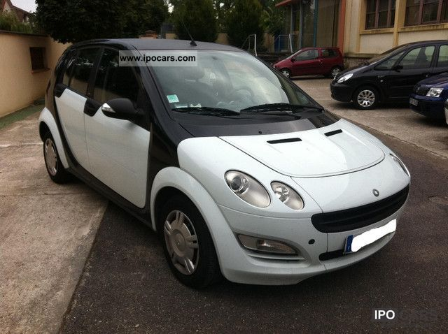 2006 Smart ForFour #7