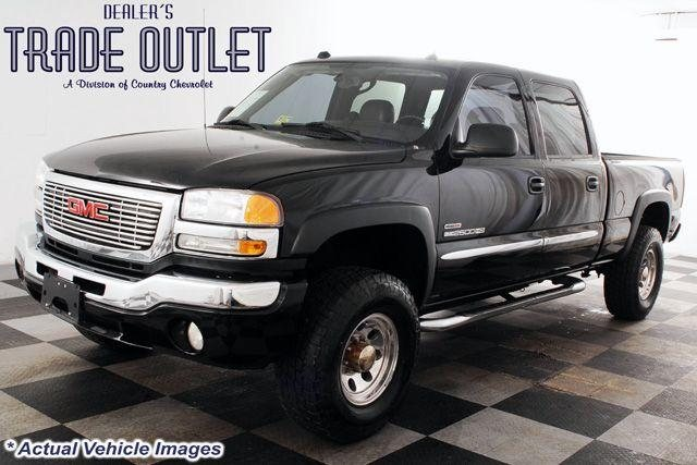 2005 GMC Sierra 2500hd #12
