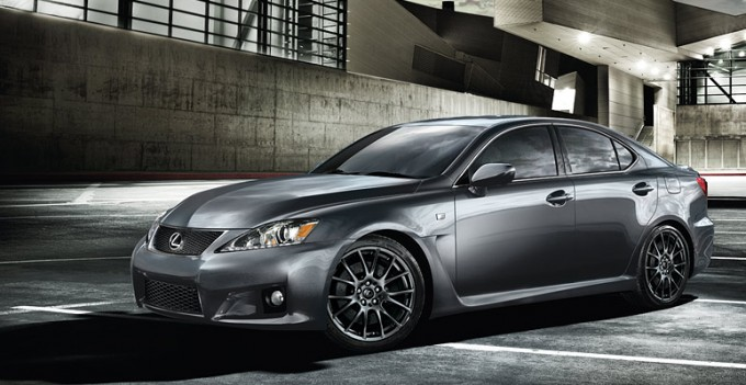 2013 Lexus Is F #7
