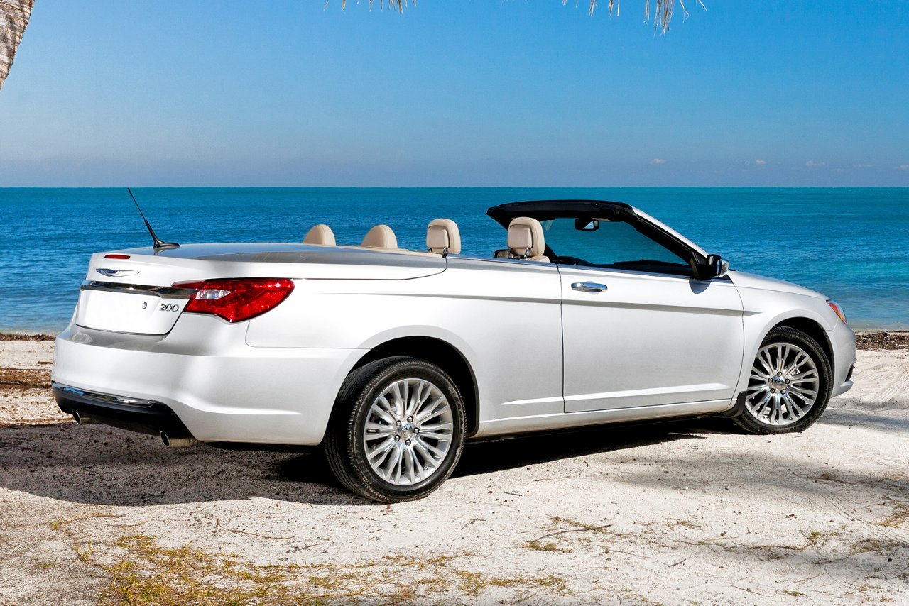 Chrysler 200 CONVERTIBLE #6