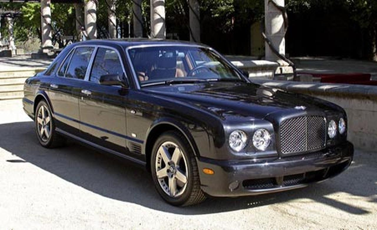 2007 Bentley Arnage #1