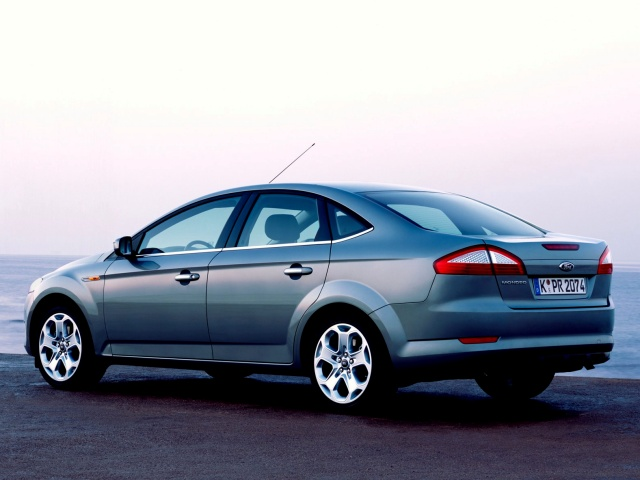 2007 Ford Mondeo #5