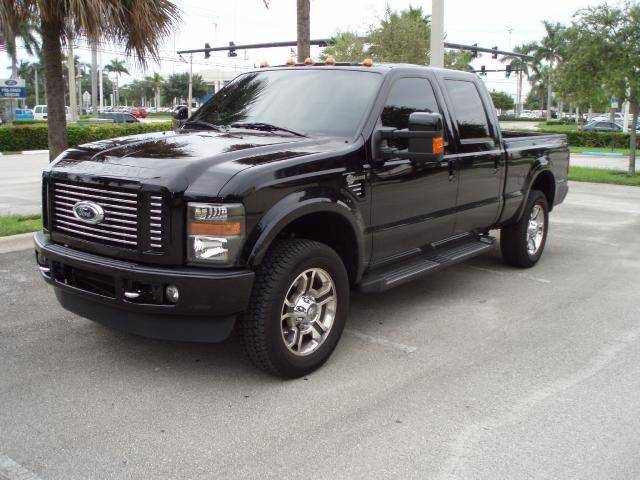 2009 Ford F-250 Super Duty #10