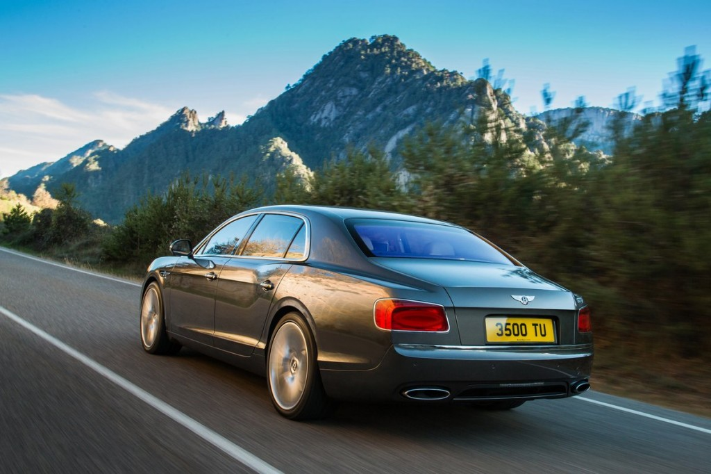 2014 Bentley Flying Spur #6