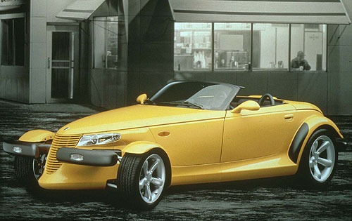 1999 Dodge Prowler #14
