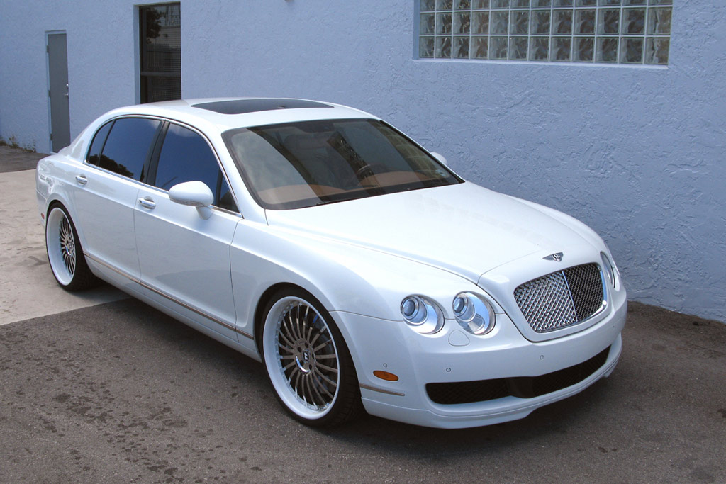 2008 Bentley Continental Flying Spur #15