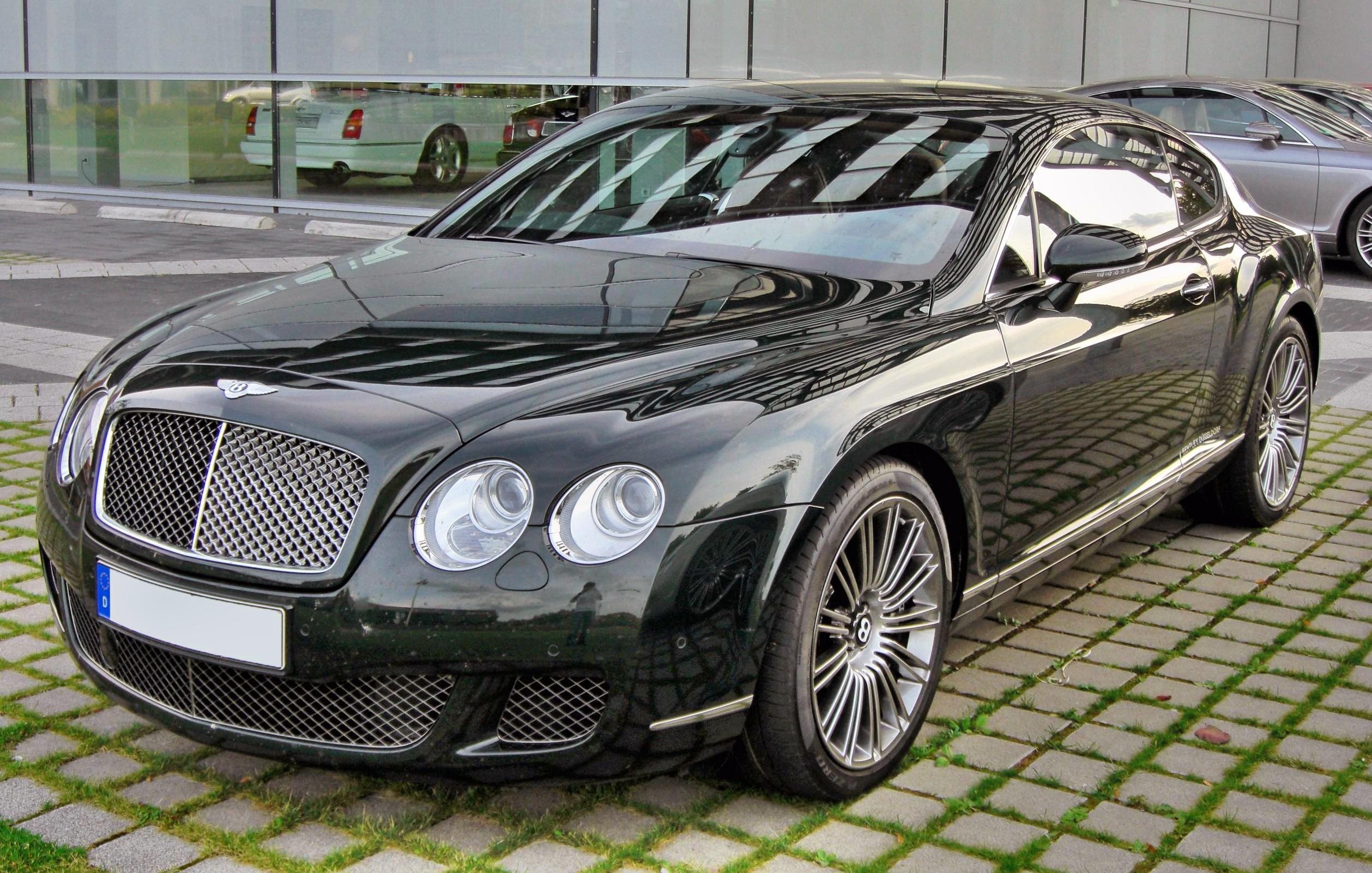 2009 Bentley Continental Gt Speed #1