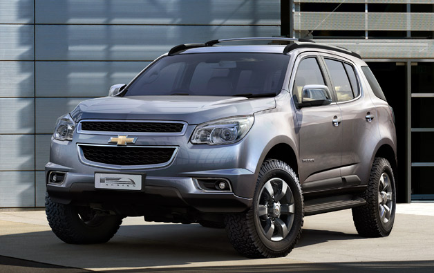 Chevrolet Trailblazer #9