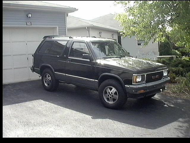 1992 GMC Jimmy #13