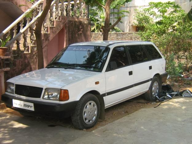 1992 Tata Estate #3