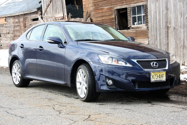 2011 Lexus Is 350 #3