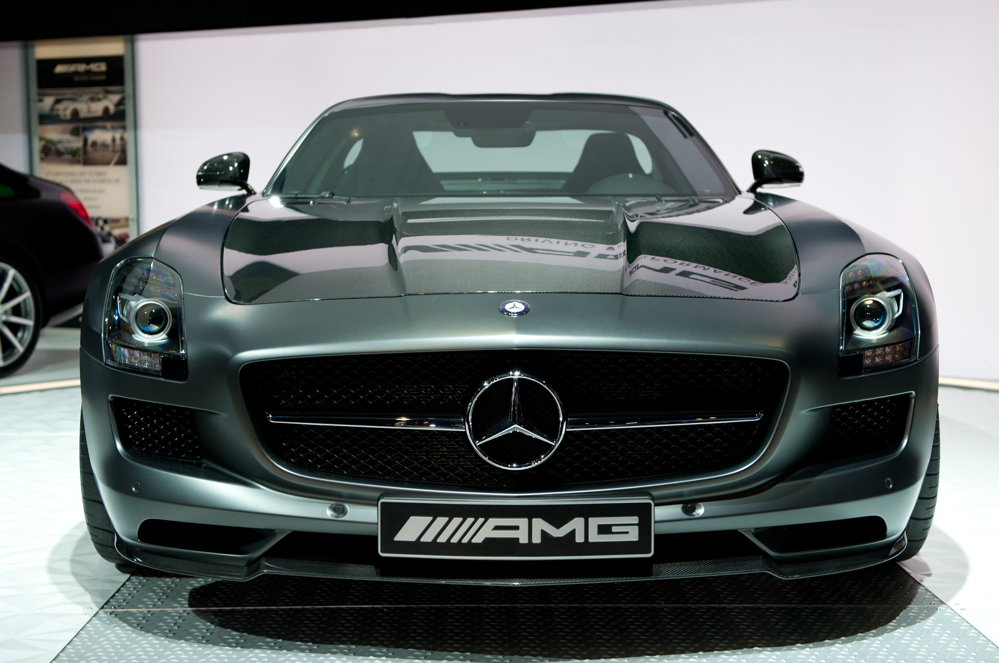 2015 Mercedes-Benz Sls Amg Gt Final Edition #5