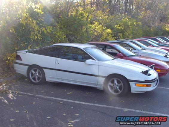 1991 Ford Probe #6